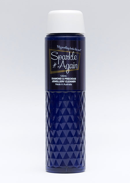 Image of Sparkle Again Diamond Cleaner Professional Jewellery Cleaner